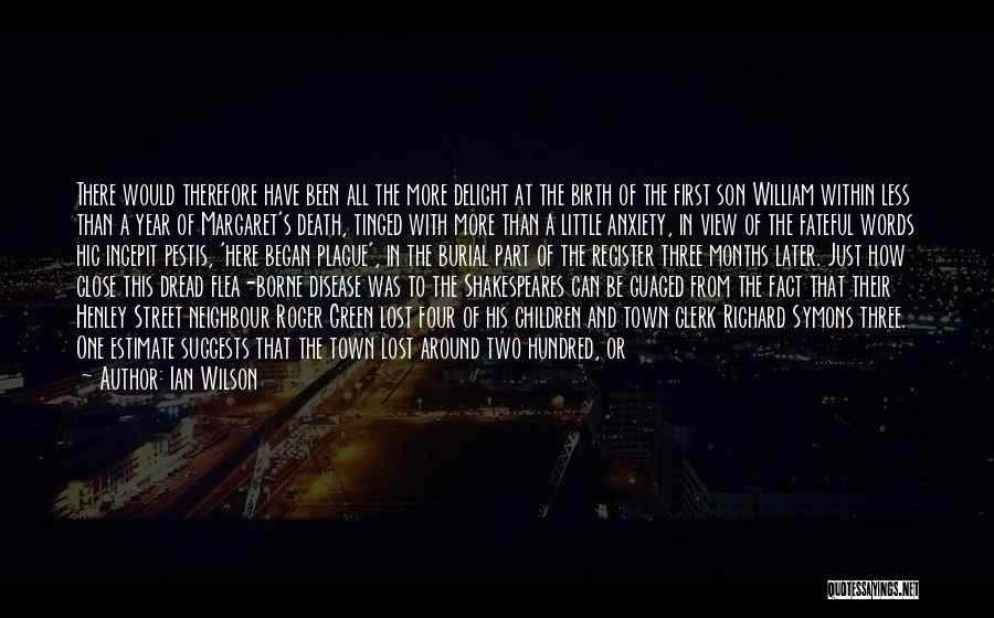 Clerk Quotes By Ian Wilson