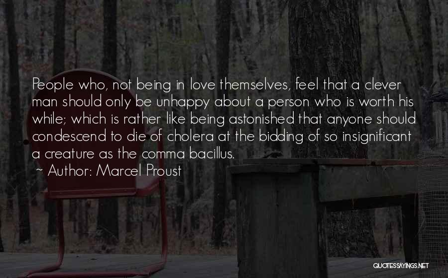 Clever Person Quotes By Marcel Proust