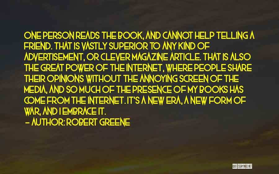 Clever Person Quotes By Robert Greene