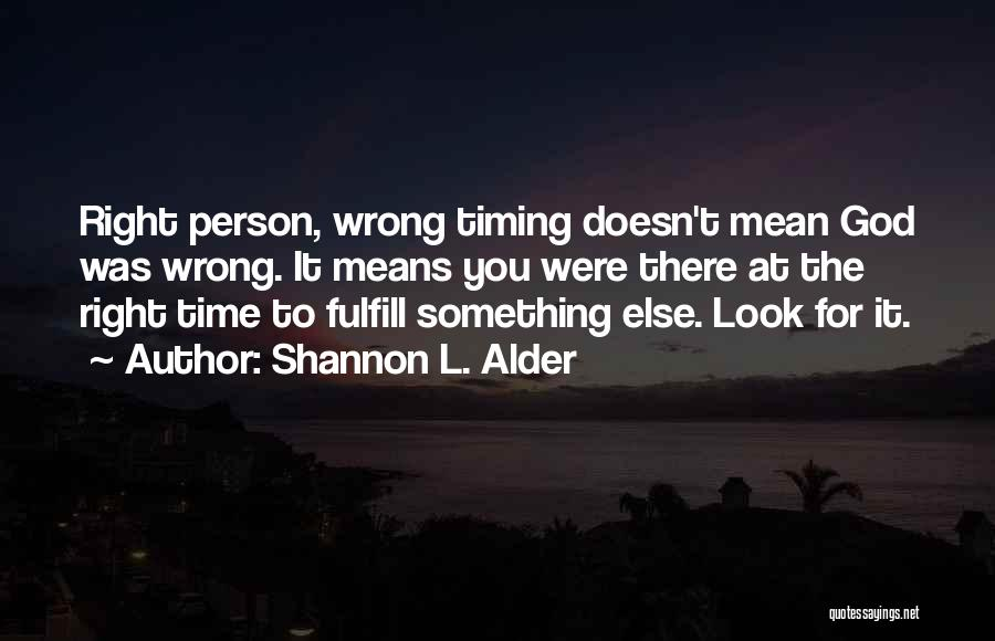 Clever Person Quotes By Shannon L. Alder