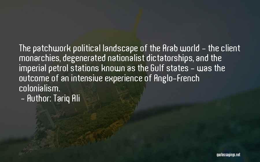 Client Experience Quotes By Tariq Ali