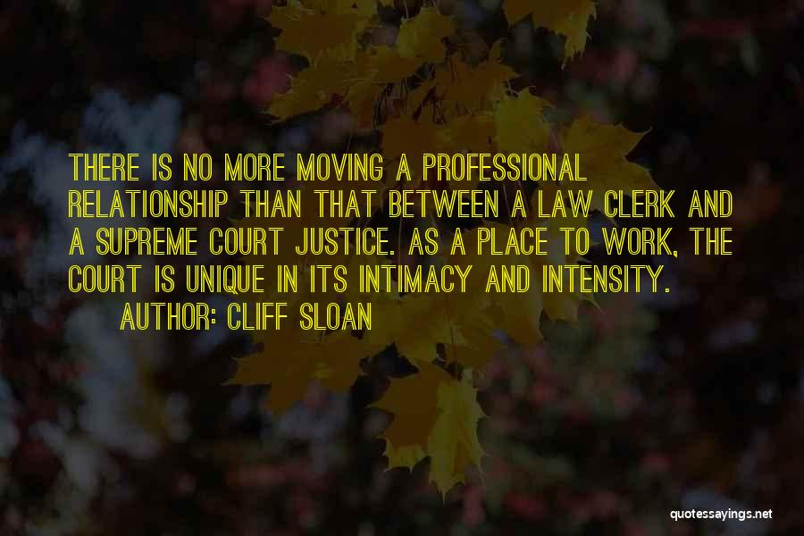 Cliff Sloan Quotes 984113