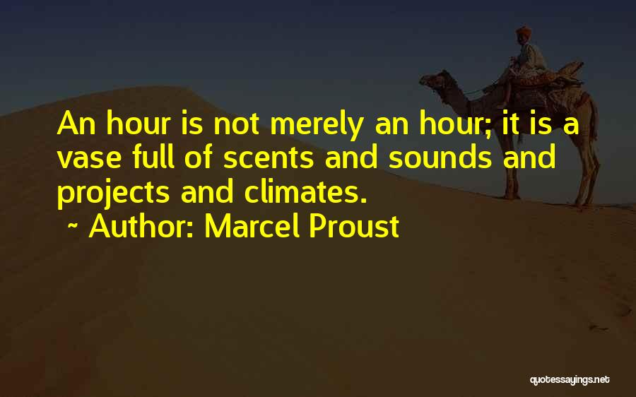 Climates Quotes By Marcel Proust