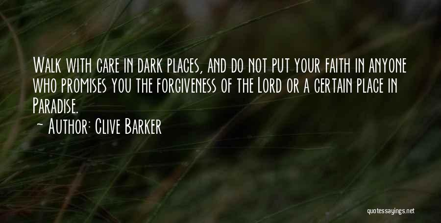 Clive Barker Quotes 1138781