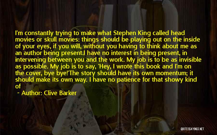 Clive Barker Quotes 1295908