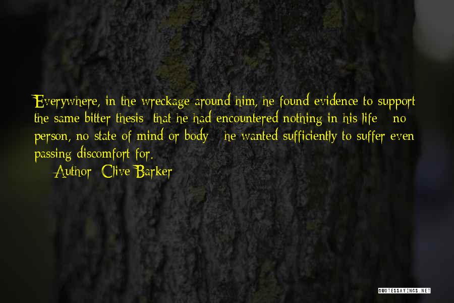 Clive Barker Quotes 1355626
