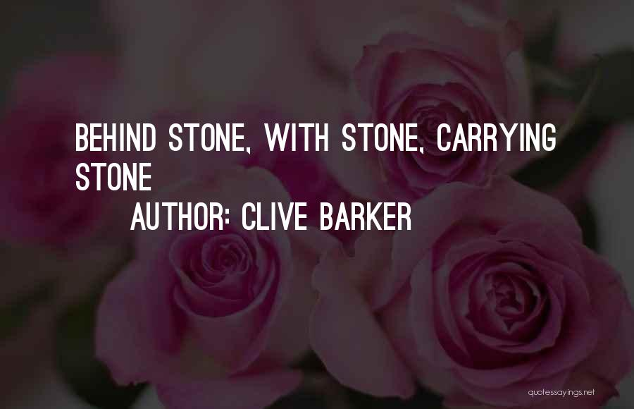 Clive Barker Quotes 1525259