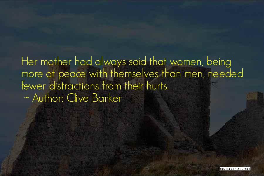 Clive Barker Quotes 1550226