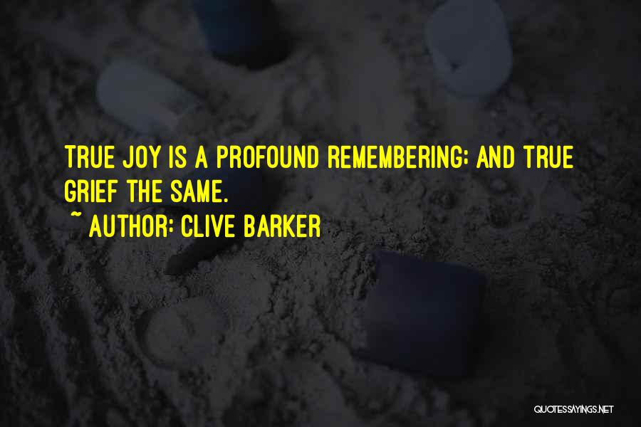 Clive Barker Quotes 167062