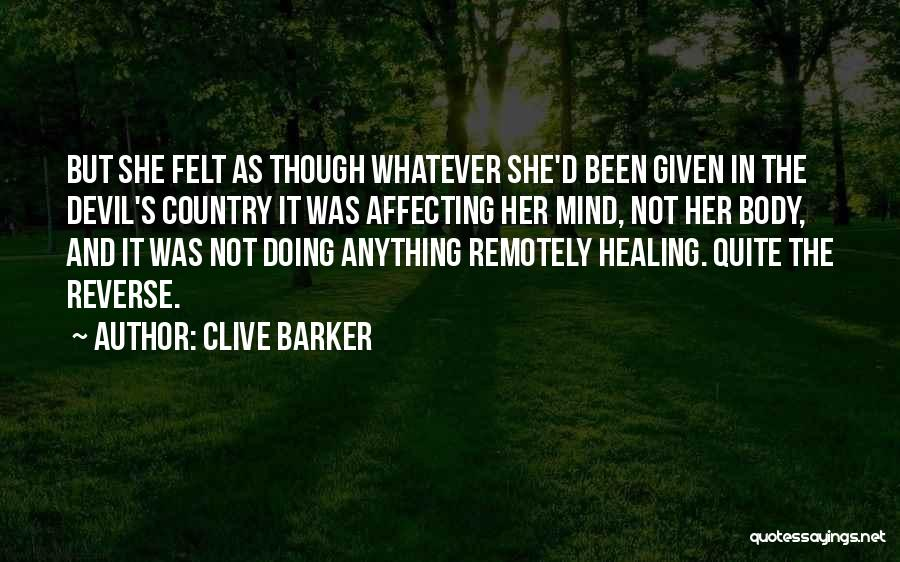 Clive Barker Quotes 193527
