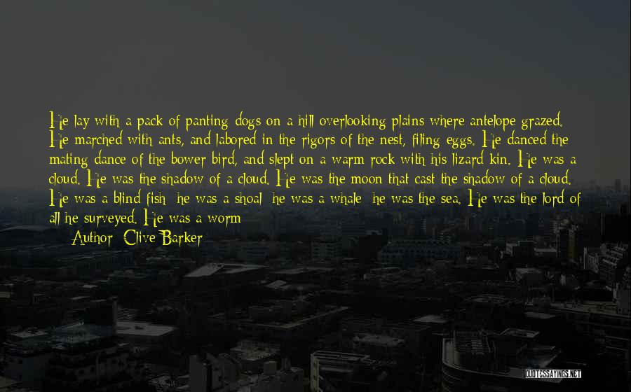 Clive Barker Quotes 1964304