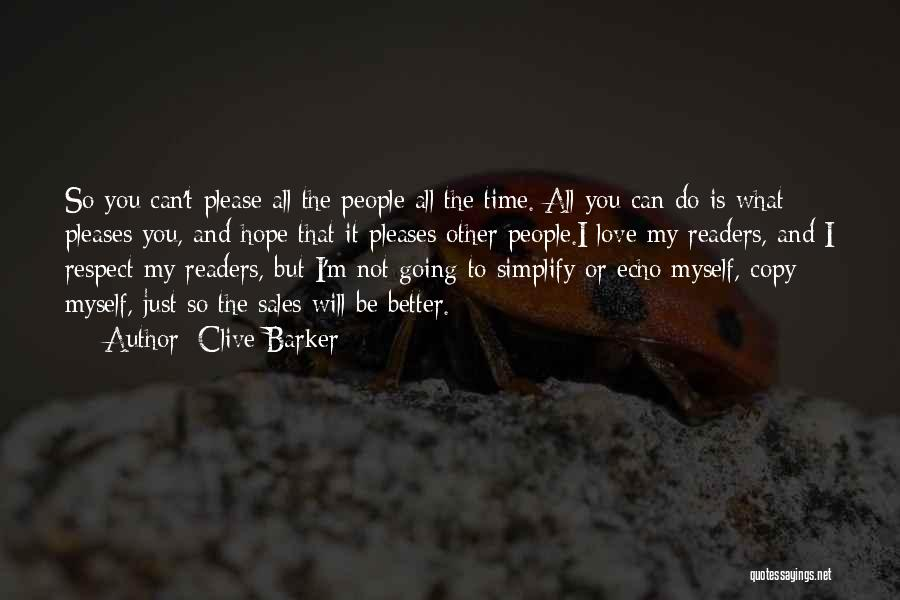 Clive Barker Quotes 1985793