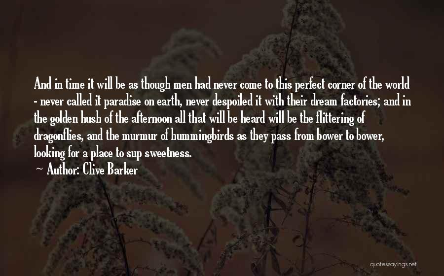 Clive Barker Quotes 1987421