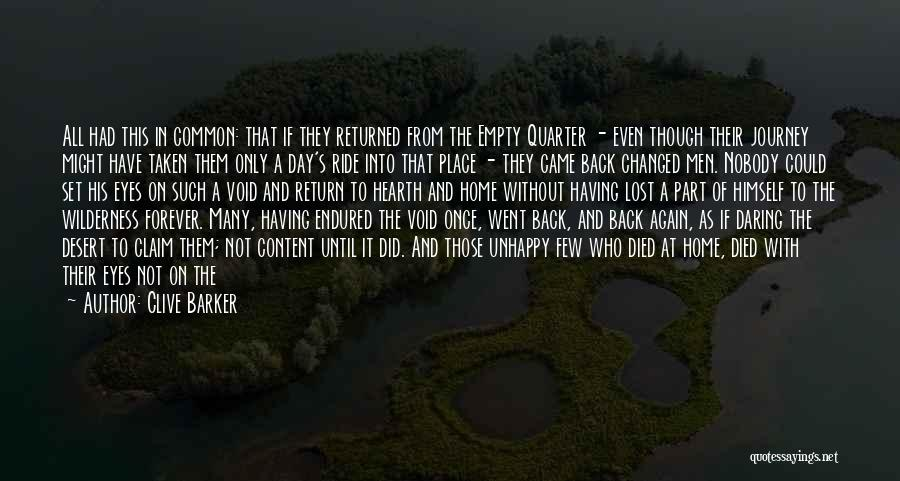 Clive Barker Quotes 2073235