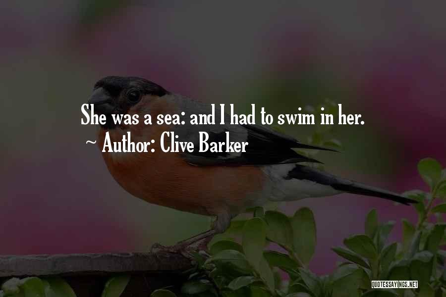 Clive Barker Quotes 2166787