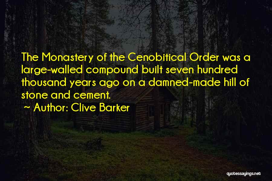 Clive Barker Quotes 475752