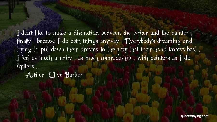 Clive Barker Quotes 550409