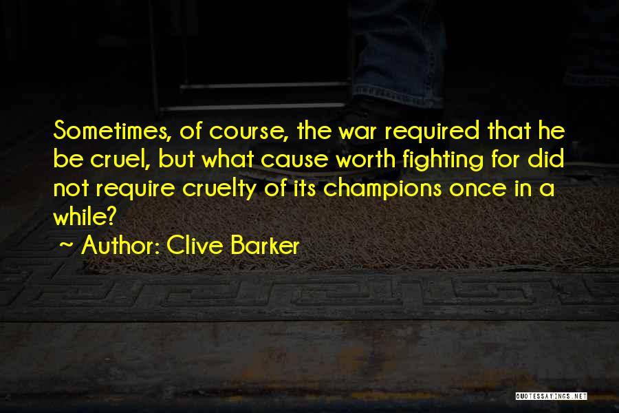 Clive Barker Quotes 658174