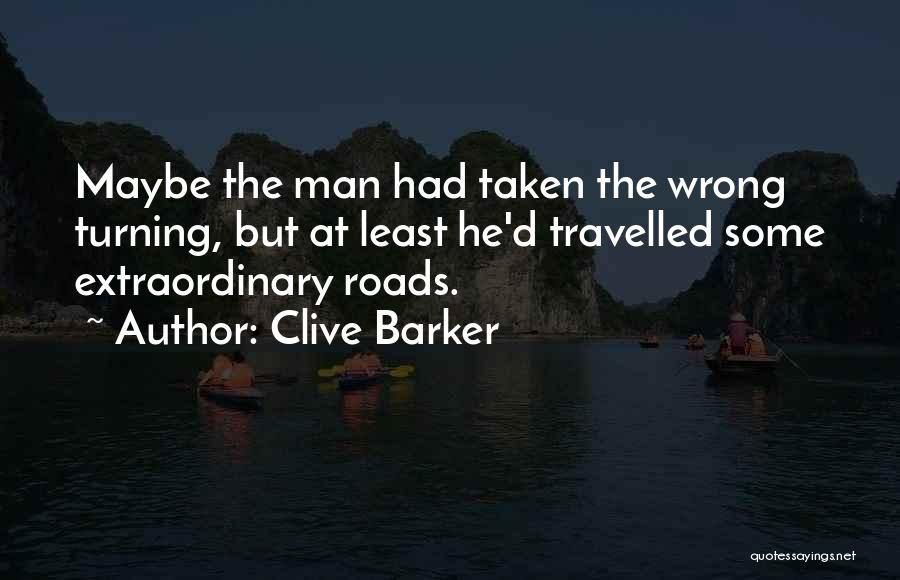 Clive Barker Quotes 675171