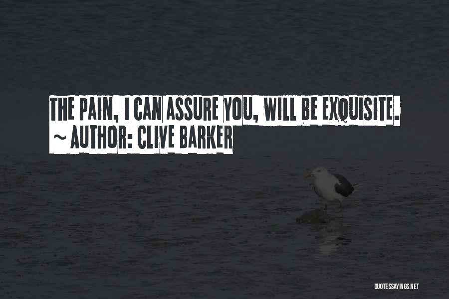 Clive Barker Quotes 702441