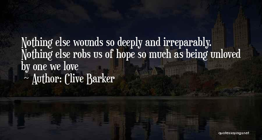 Clive Barker Quotes 817307