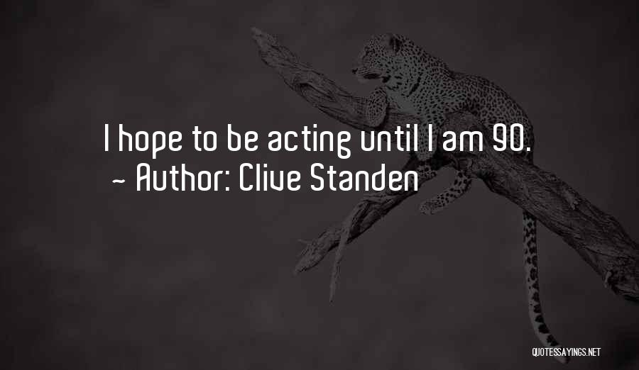 Clive Standen Quotes 1243112