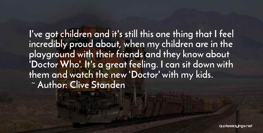 Clive Standen Quotes 472646