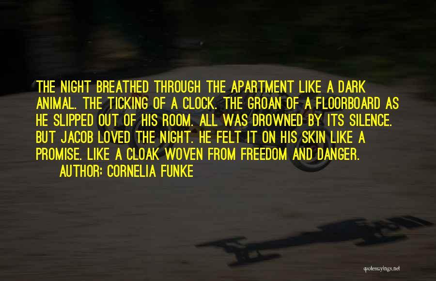 Clock Ticking Quotes By Cornelia Funke