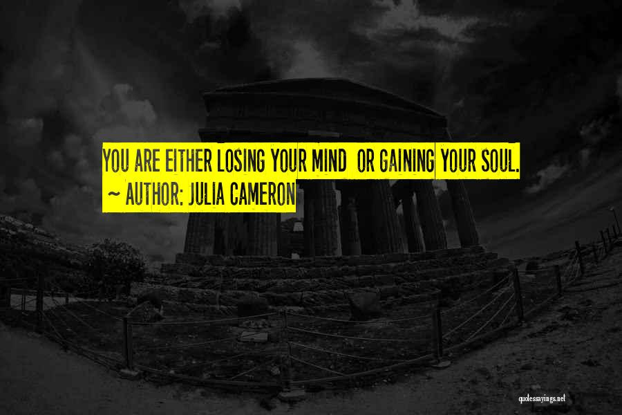 Clock Ticking Quotes By Julia Cameron