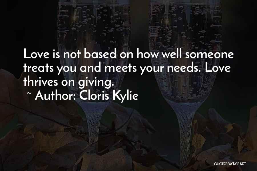 Cloris Kylie Quotes 1209118