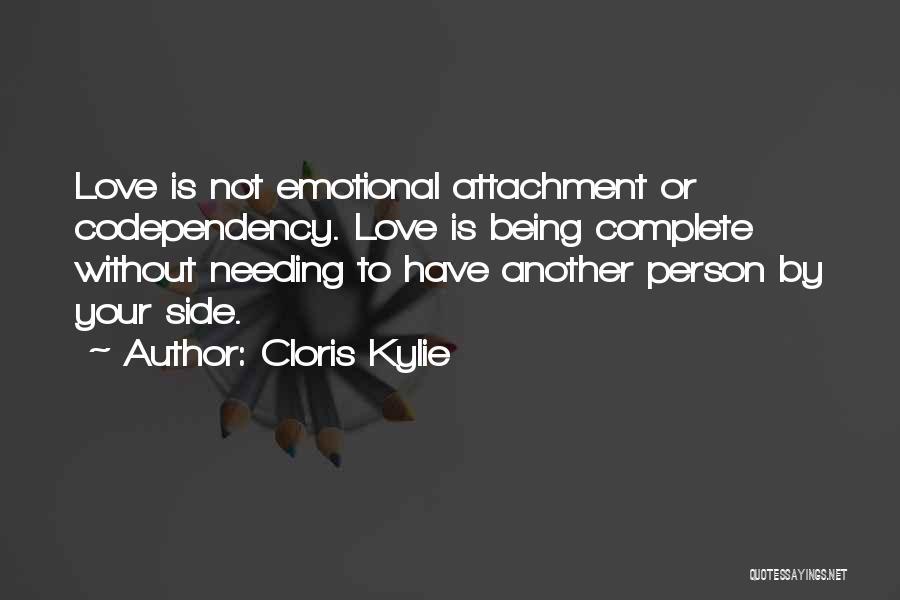 Cloris Kylie Quotes 1575672