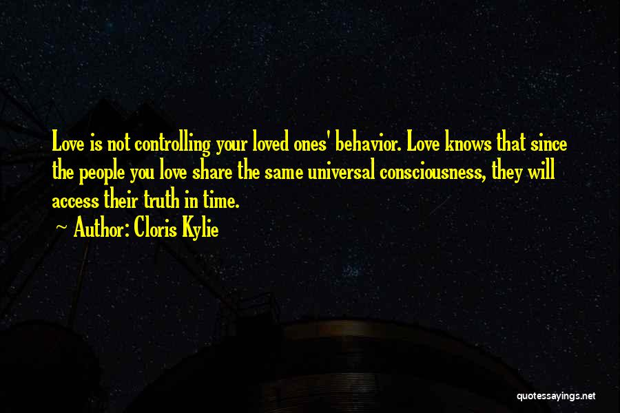 Cloris Kylie Quotes 454065