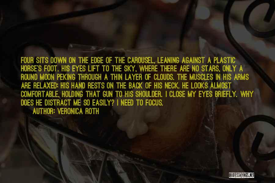 Close My Eye Quotes By Veronica Roth