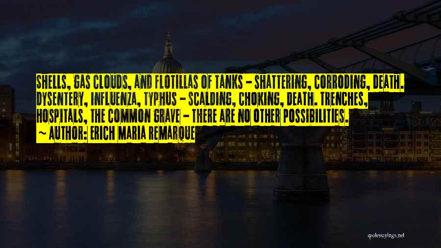 Clouds And Death Quotes By Erich Maria Remarque