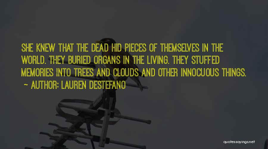 Clouds And Death Quotes By Lauren DeStefano