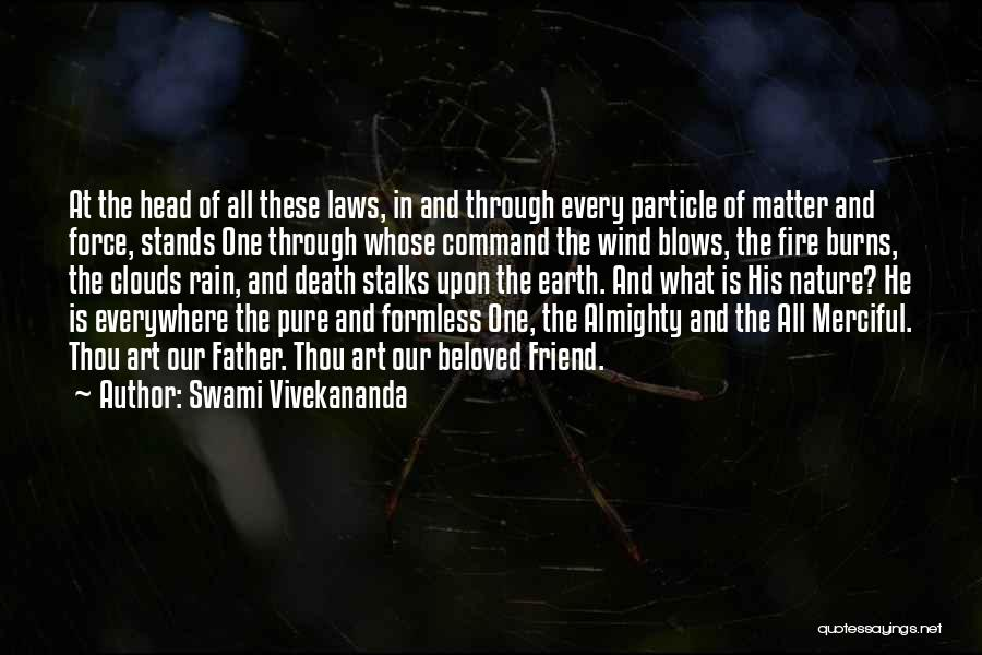 Clouds And Death Quotes By Swami Vivekananda