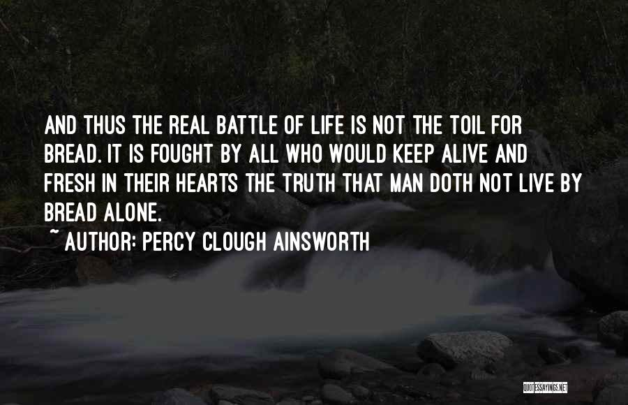 Clough Quotes By Percy Clough Ainsworth