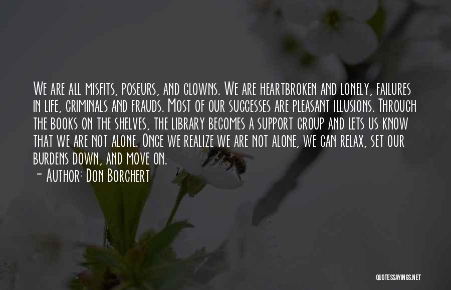 Clowns Life Quotes By Don Borchert
