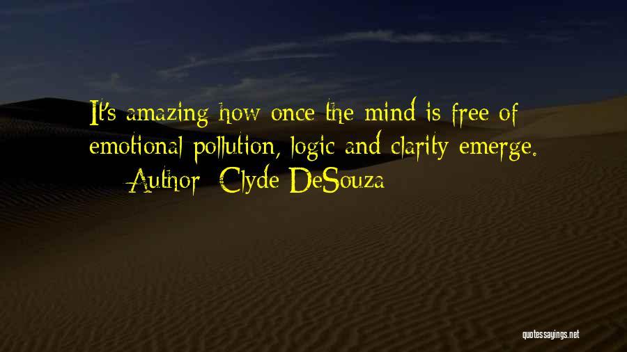 Clyde DeSouza Quotes 801077