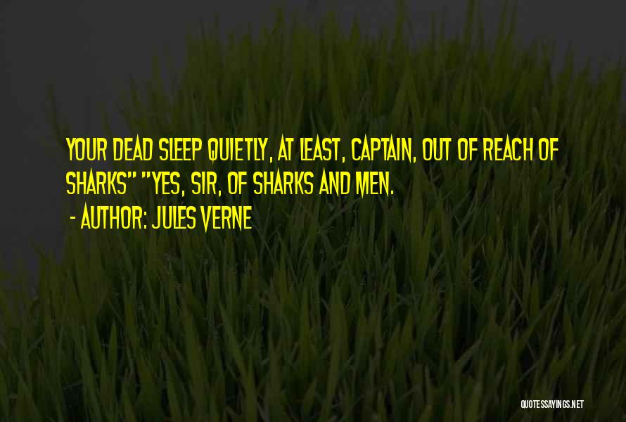 Co Captain Quotes By Jules Verne