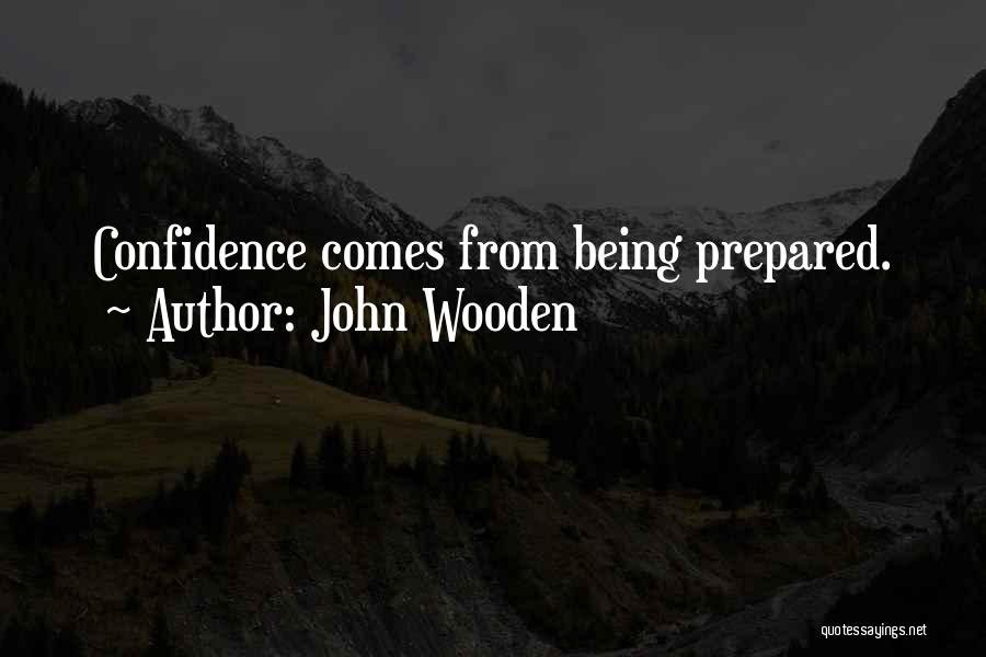 Coach John Wooden Famous Quotes By John Wooden
