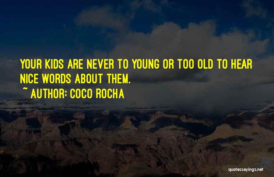 Coco Rocha Quotes 1189439