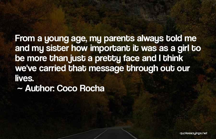 Coco Rocha Quotes 1625116