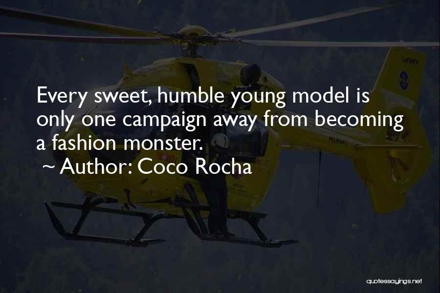 Coco Rocha Quotes 1708024