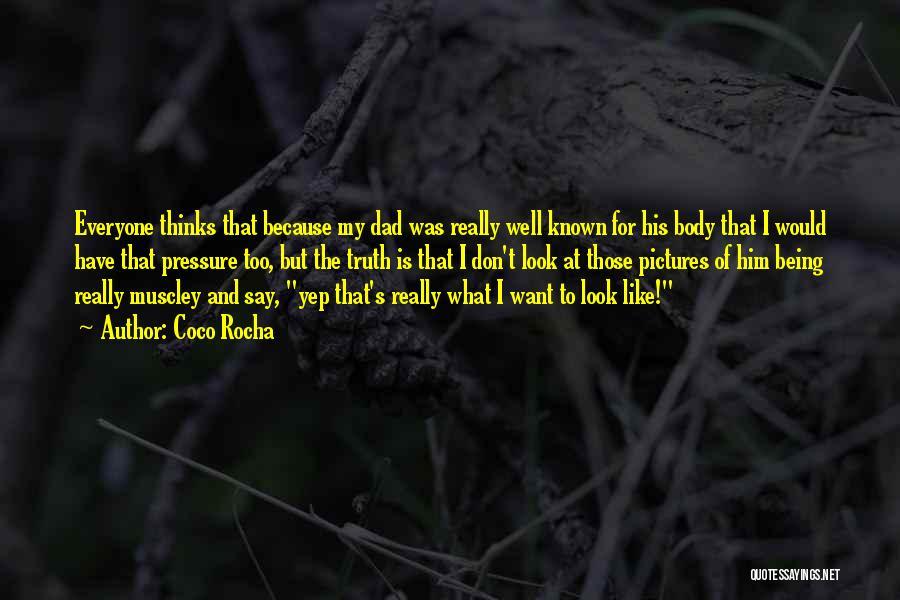 Coco Rocha Quotes 1750157