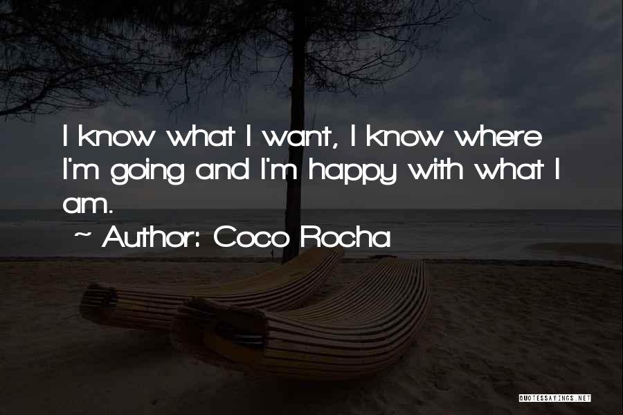 Coco Rocha Quotes 1833314