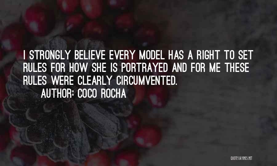 Coco Rocha Quotes 1945992