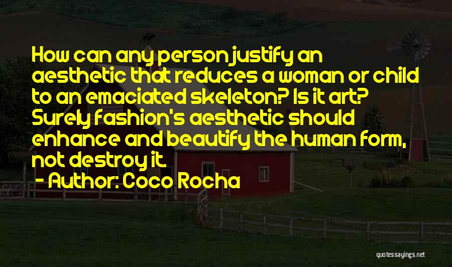 Coco Rocha Quotes 1968181