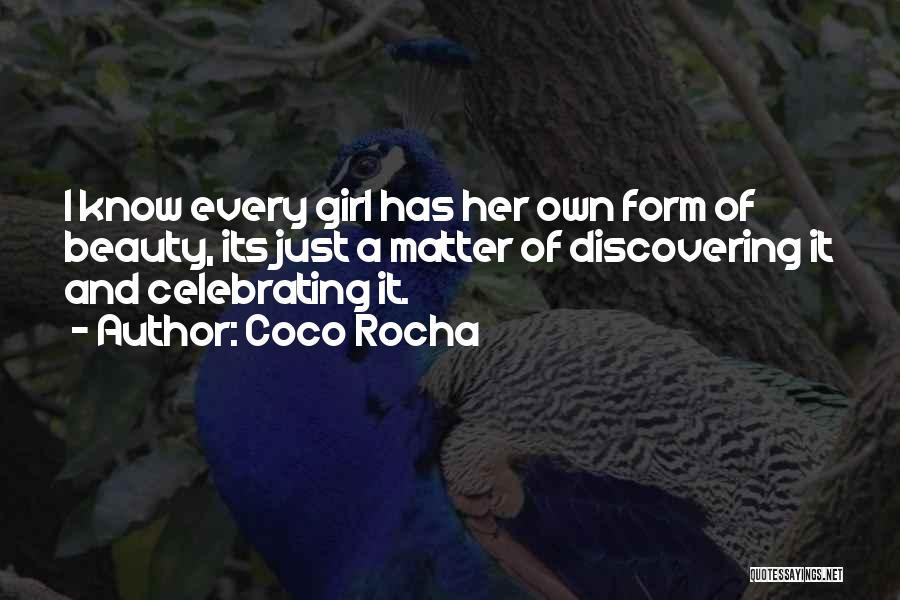 Coco Rocha Quotes 381466