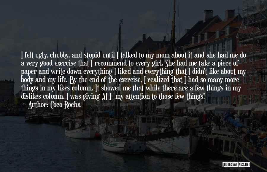 Coco Rocha Quotes 885860